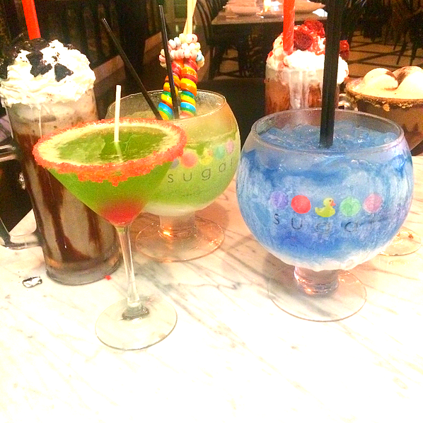 Sugar Factory Drinks